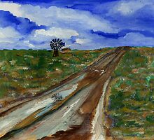 Rain in the Karoo by Elizabeth Kendall