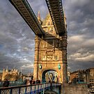 Tower Bridge, London by NeilAlderney
