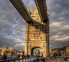 Tower Bridge, London by NeilAlderney