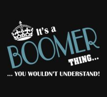 It's a BOOMER thing, you wouldn't understand by kin-and-ken