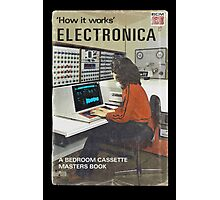 'How It Works': Electronica Photographic Print