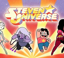 Steven Universe by RedFlare