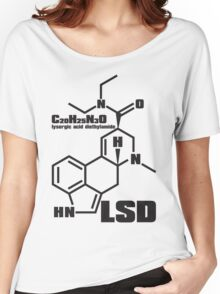 LSD Women's Relaxed Fit T-Shirt