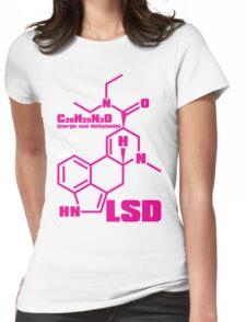 LSD Womens Fitted T-Shirt