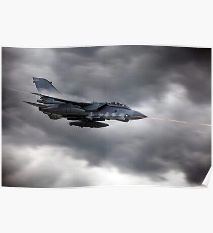 Tornado Mauser Poster