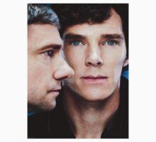 Sherlock and John by Lydia-Chanta