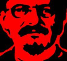 Leon Trotsky Red Star Stickers Sticker