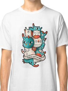 Embrace your weirdness Classic T-Shirt