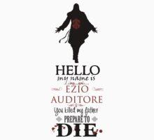 ASSASSIN'S CREED - Ezio T-Shirt