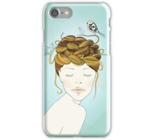 Nest Hair iPhone Case/Skin