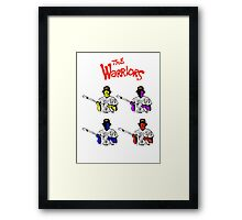 THE FOUR FURIES Framed Print