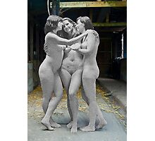 """The Three Graces No.3"" Photographic Print"