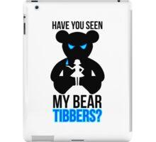 Tibbers iPad Case/Skin