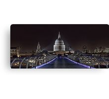Surreal St Paul's Canvas Print