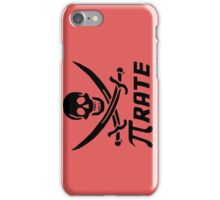 Maths Pirate iPhone Case/Skin