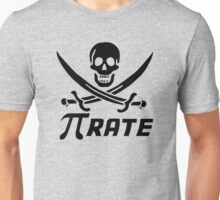 Maths Pirate Unisex T-Shirt