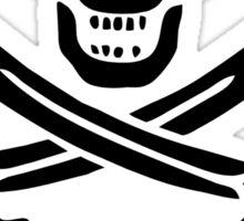 Maths Pirate Sticker