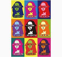 GOD_SAVE_THE_MONA_LISA Unisex T-Shirt