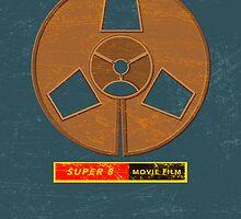 Super 8 movie film by shufti
