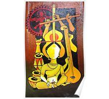 Natraj - God of Dance Poster