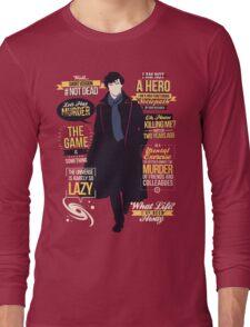 #Not Dead Long Sleeve T-Shirt