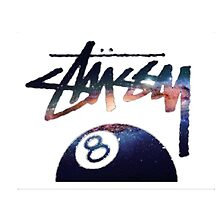 Galaxy Stussy by Lamilton