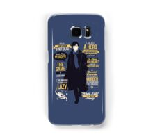 #Not Dead Samsung Galaxy Case/Skin