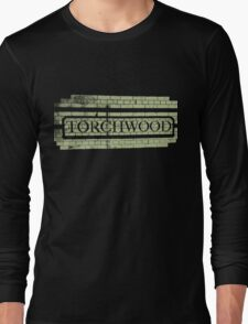 Torchwood Long Sleeve T-Shirt
