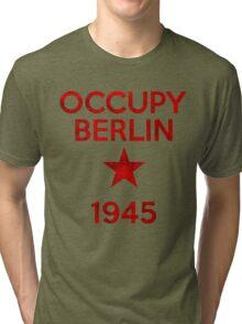 Occupy Berlin 1945 Tri-blend T-Shirt