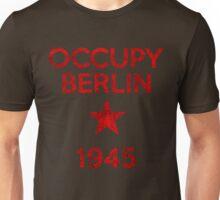 Occupy Berlin 1945 Unisex T-Shirt