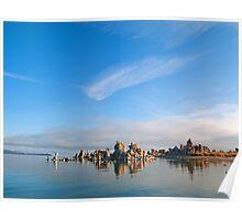 Mono Lake Reflections 2 Poster