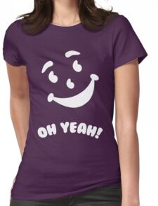 Kool-Aid Man Womens Fitted T-Shirt