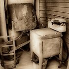The Old Washing Machine by RickDavis