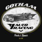 Gotham Auto by TeeKetch