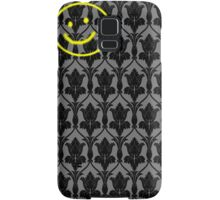 Sherlocks own wallpaper Samsung Galaxy Case/Skin