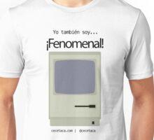 Yo también soy fenomenal: Macintosh (Vintage) Unisex T-Shirt