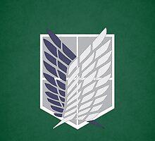 Survey Corps by zagar