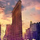 Flatiron Sunset by Jessica Jenney