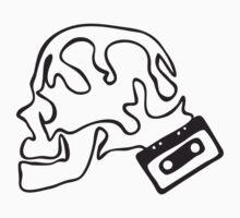 Skull Tape by SeijiArt