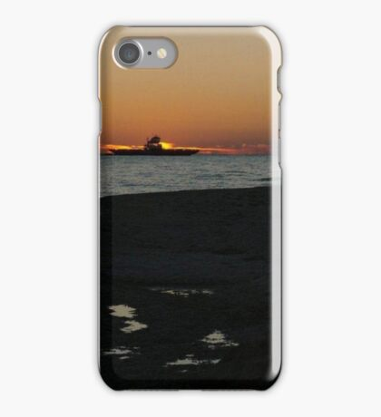 Night Beach is Calling iPhone Case/Skin
