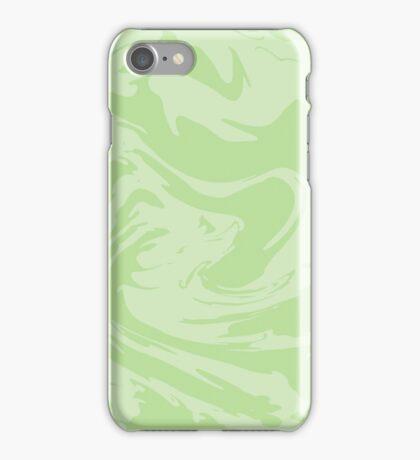 CUSTARD WARP - GREAN - iPhone Case iPhone Case/Skin