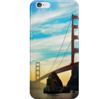 Sunset on the Bay iPhone Case/Skin