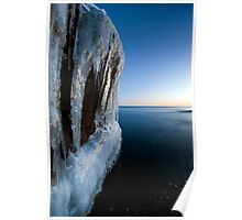 The Rock, Lake Superior Poster
