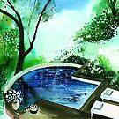 Holiday Resort by Anil Nene