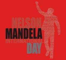 Nelson Mandela Day Kids Clothes
