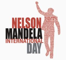 Nelson Mandela Day Kids Clothes