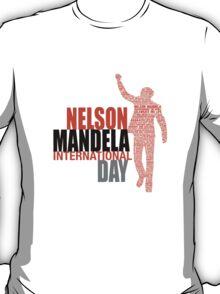 Nelson Mandela Day T-Shirt