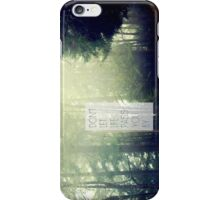 Pass You By iPhone Case/Skin
