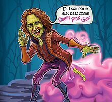 Rumpelstiltskin's Magic Gas by outhouse1