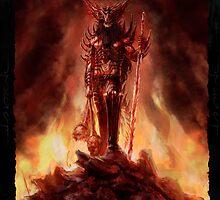 """""""Allwënn Diablo"""" Artwork by CHARRO by CHARROART"""